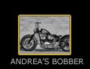 ANDREA'S BOBBER